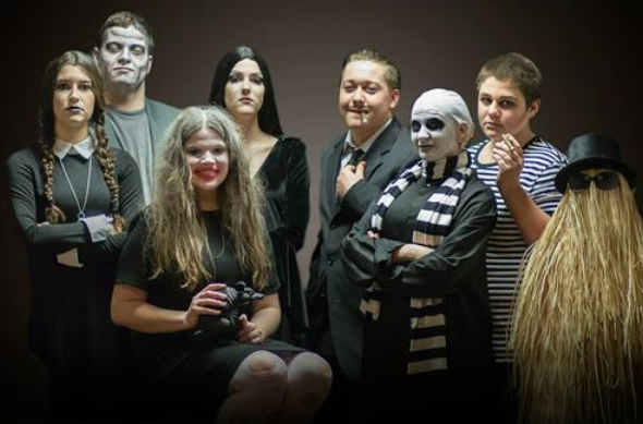 Fairport Harbor Theater Department presents the Spring Musical: The Addams Family