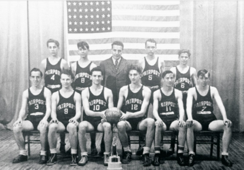 1941-42 FHHS Basketball Team