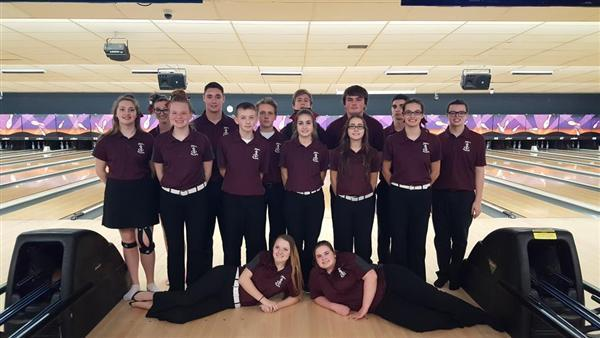 In Fairport, Rich Lanes and the high school's bowling program a perfect match
