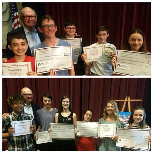Harding High School Fair Poet Finalists and Winners Announced - May 4, 2018