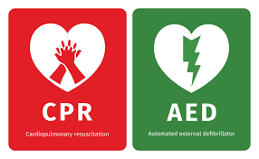 CPR/AED Training for 9th Grade Students 5/24/19