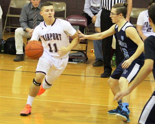 Fairport basketball: Corey Paugh shooting to benefit Big Brothers Big Sisters