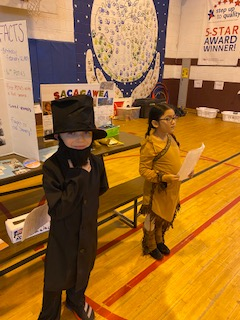 Living Museum- Grade 2- Where We Are in Place & Time