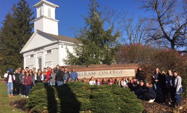 20/20 Trip Provides an Annual Academic Opportunity for Fairport Juniors and Sophomores to tour colleges in Ohio