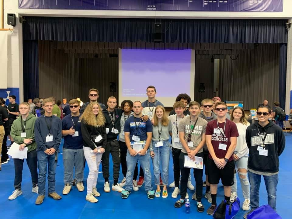 Manufacturing Expo at Madison High School    10/3/19