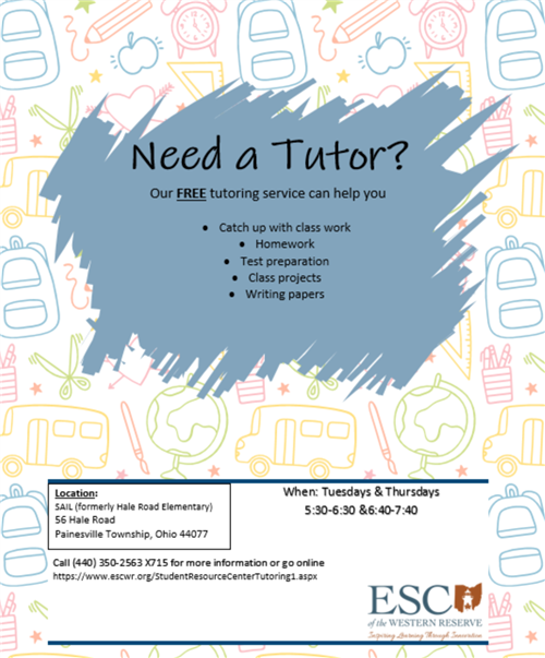 Free Tutoring at the ESCWR