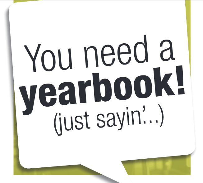 2018 Yearbook Order Form