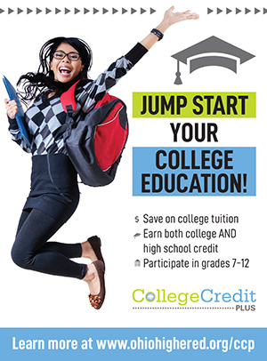 *College Credit Plus Important Information* DUE 4/1/21