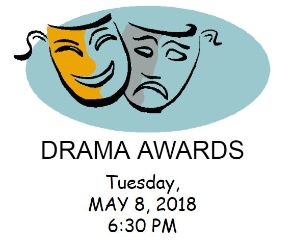 Attention Fairport Drama Department: DRAMA AWARDS