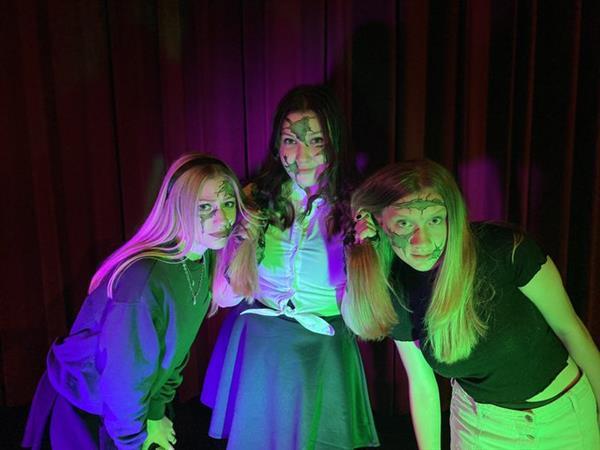 Halloween Schools 2020 On Youtube Halloween Cabaret  A JJ Luster Production 10/31/20