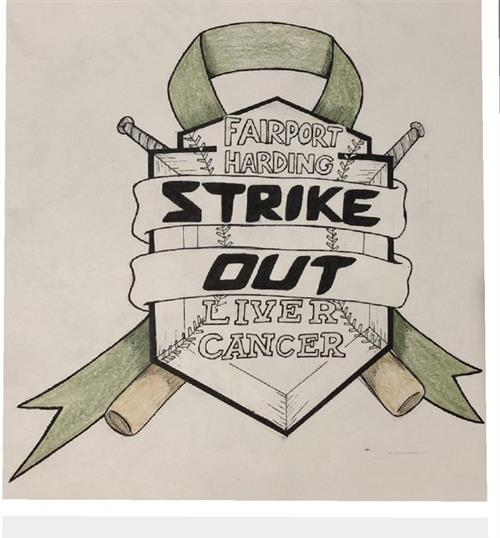 Fairport Strike Out For Cancer Design 4/20/2020