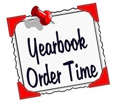 ORDER YOUR YEARBOOK ONLINE!!   posted 6/2/20