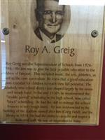 Roy A. Greig